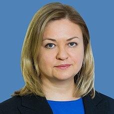 Егорова Екатерина Юрьевна