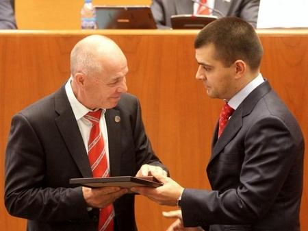 Член Комитета Совета Федерации по Регламенту и организации парламентской деятельности Сергей Мамедов принял участие в...