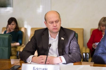 Сергей Батин