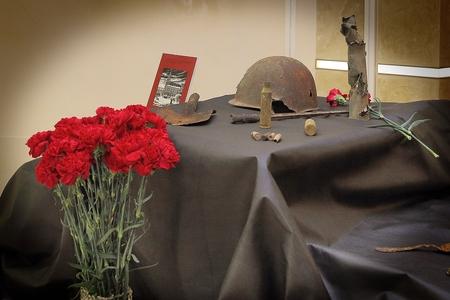 Мероприятие в честь 72-й годовщины окончания Сталинградской битвы