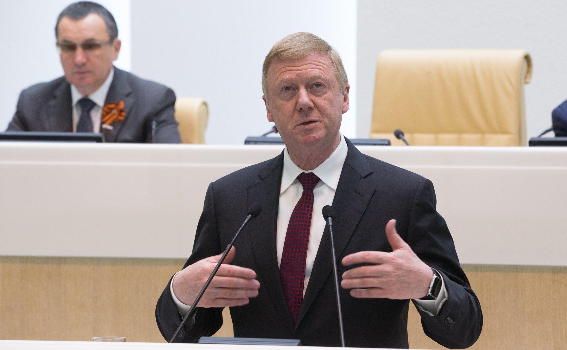 В министерстве Чубайса было 26 американских советников – Коржаков