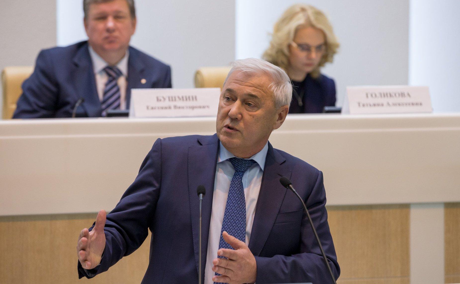 Бюджет Российской Федерации Доклад