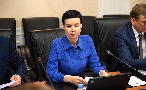 И. Рукавишникова: Обманутым дольщикам состажем можно помочь законодательно