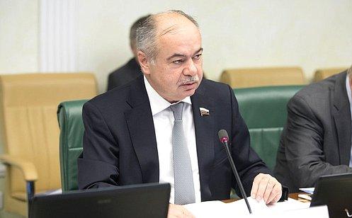 И.Умаханов: Межпарламентское взаимодействие— важное направление российско-казахстанских отношений