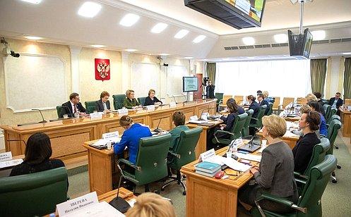 В.Матвиенко: Совет Евразийского женского форума должен стать местом содержательных обсуждений иконкретных результатов