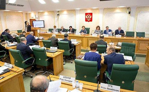 Г. Карелова: Совет Федерации активно содействует расширению возможностей регионов Арктической зоны