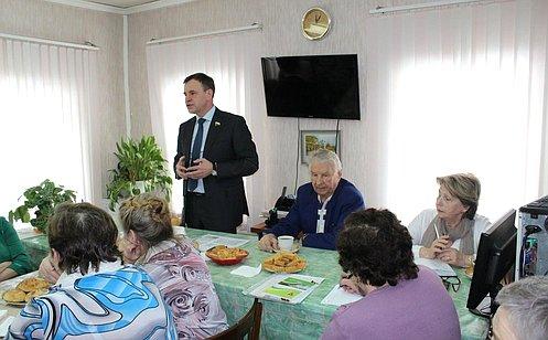 Важно вовлечь как можно больше граждан вразвитие городов ипоселений— В.Новожилов