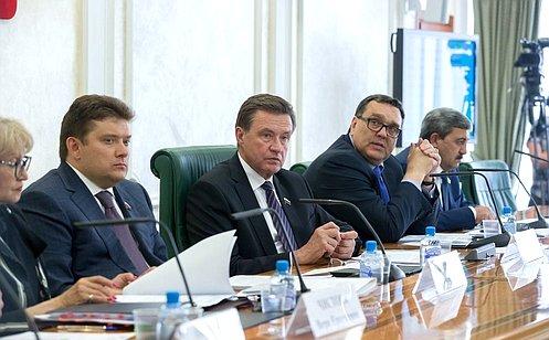 Совершенствование межбюджетных отношений напримере Северной Осетии обсудил Комитет СФ побюджету ифинансовым рынкам