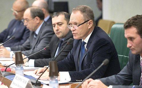 Для усиления роли прокуратуры врасследовании уголовных дел необходимы законодательные инициативы— А.Башкин