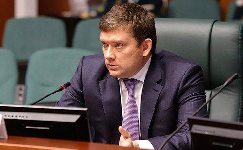 Н. Журавлев: Сенаторы примут деятельное участие вразвитии законодательства поцифровой трансформации деятельности ФТС