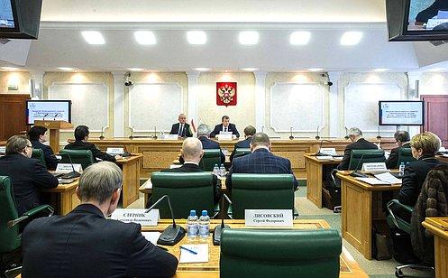 Е.Бушмин: Дан старт подготовке кпроведению VI Межпарламентского форума России иТаджикистана