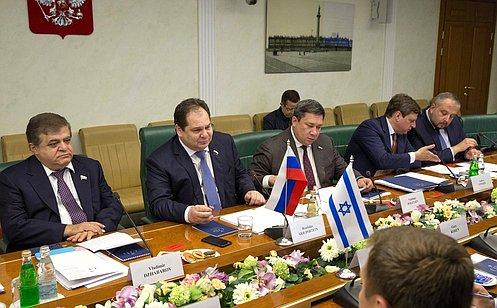 Всестороннее взаимодействие между Россией иИзраилем продолжает расширяться иукрепляться— Р.Гольдштейн