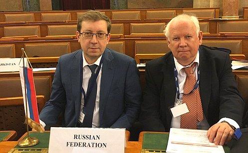 Эффективная реализация Целей устойчивого развития невозможна без активной роли парламентов– А.Майоров