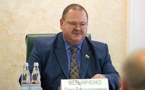 О.Мельниченко: Развитие местного самоуправления способствует гармонизации интересов государства, общества играждан