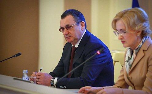 Н.Федоров: Целесообразно наплощадке Совета законодателей обмениваться успешным опытом субъектов Федерации