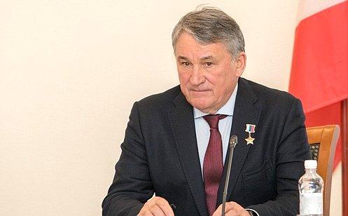 Ю. Воробьев: Россия должна определять вектор развития космонавтики
