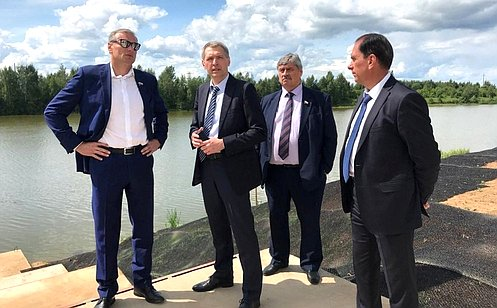 М. Козлов: Костромская область стала примером вплане организации народного голосования повыбору объектов благоустройства