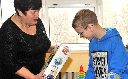 Идею социальной интеграции инвалидов поддерживает большинство— Л.Козлова