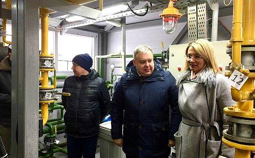 Н.Косихина: Вопросы газификации Ярославской области требуют скорейшего решения
