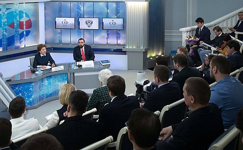 ВСовете Федерации состоялась презентация проекта «Трезвая Россия»