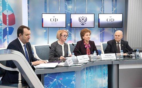 ВСовете Федерации прошло заседание Комитета сельских женщин