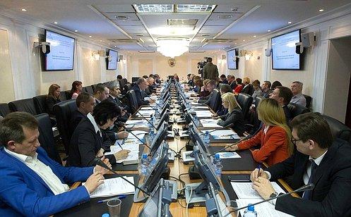 Назрела потребность впринятии Федерального закона опатриотическом воспитании– Л.Бокова