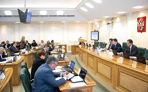 Комитет СФ побюджету ифинансовым рынкам одобрил концепцию бюджета на2020год инаплановый период 2021 и2022годов