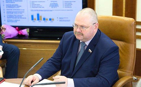 О.Мельниченко: Партнерские связи между регионами имуниципалитетами— неотъемлемая часть российско-германского сотрудничества