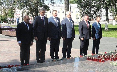 Н. Тихомиров: Подвиг военного поколения навсегда останется впамяти благодарных потомков