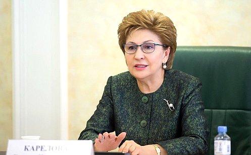 Г.Карелова: Развитие отечественного производства средств реабилитации– объективная необходимость