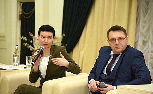 ВРостовской области принят ряд законов, призванных обеспечить проведение эффективной молодежной политики— И.Рукавишникова