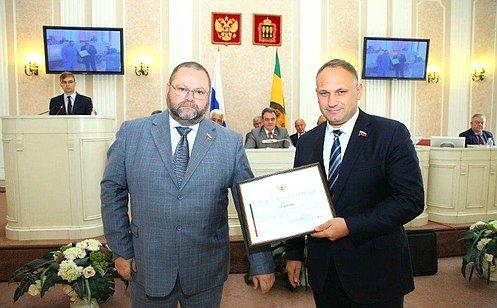 О.Мельниченко: Повышение инвестиционной активности– важное направление экономической политики Пензенской области