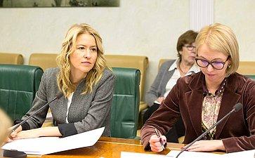 Встреча заместителя Председателя СФ Галины Кареловой сдиректором ипостоянным представителем Всемирного банка вРФ Андрашем Хорваи