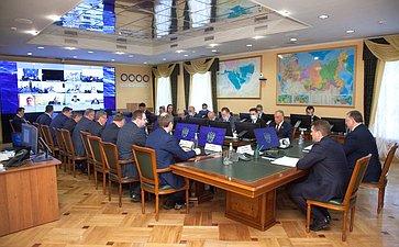 Сергей Митин принял участие всовещании вРосрыболовстве, посвященном обсуждению законопроекта орыболовстве исохранении водных биологических ресурсов