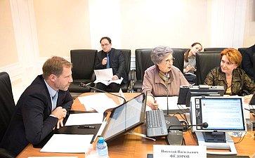 А. Кутепов провел заседание Комитета СФ поРегламенту иорганизации парламентской деятельности