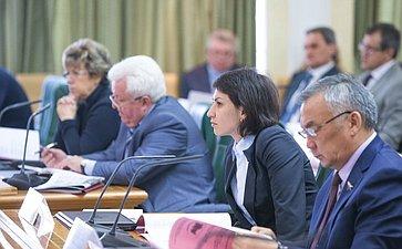 Парламентские слушания Комитета по обороне и безопасности Лебедева