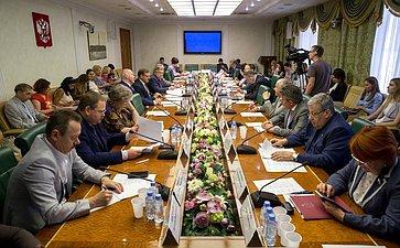 Заседание Консультативного совета посодействию российско-японскому межпарламентскому имежрегиональному сотрудничеству