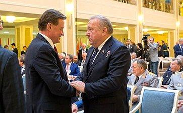 Сергей Рябухин иВладимир Шаманов
