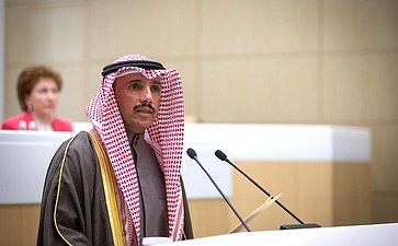 Председатель Национального собрания Государства Кувейт Марзук Аль-Ганим
