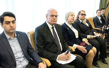 Расширенное совещание пообсуждению проекта закона опоправке кКонституции РФ «Осовершенствовании регулирования отдельных вопросов организации публичной власти»