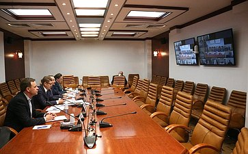 «Круглый стол» натему «Создание условий для обеспечения жильем граждан вконтексте комплексного развития сельских территорий»