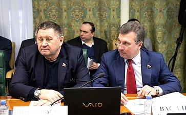 Михаил Пономарев иВалерий Васильев