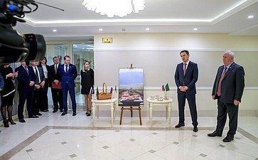 Открытие фотовыставки «Моя Адыгея», посвященной 100-летию содня образования республики
