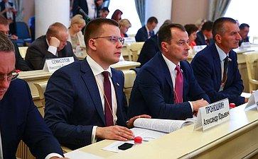 А. Пронюшкин: Форум сближает, объединяет наши народы, делает единым целым