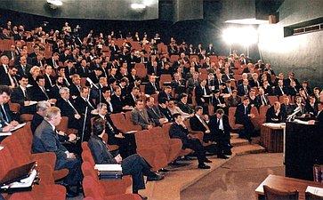 Совет Федерации 1993–2018