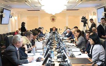Расширенное заседание Комитета СФ понауке, образованию икультуре  сучастием представителей Республики Саха (Якутия)