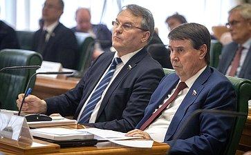 Игорь Морозов иСергей Цеков