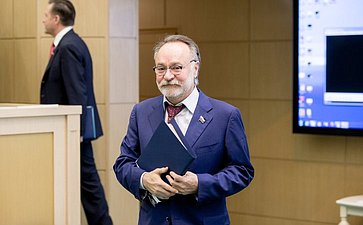 374-е заседание Совета Федерации Тотоонов