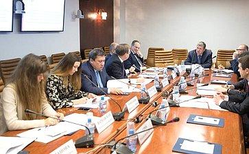 Заседание рабочей группы помониторингу правоприменительной практики федерального закона, касающегося ответственности занесоблюдение правил дорожного движения
