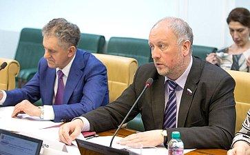 Заседание Комитета СФ понауке, образованию икультуре сучастием представителей власти Калужской области
